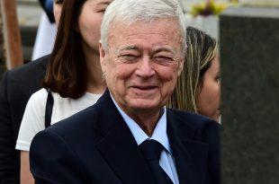 Lebenslang von der FIFA gesperrt: Ricardo Teixeira