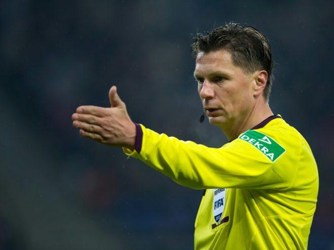 Kinhöfer pfiff selbst jahrelang in der Bundesliga