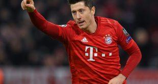 Lewandowski schießt Bayern zum Sieg gegen Piräus