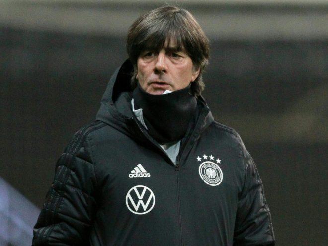 Joachim Löw wechselt zum Jahresabschluss kräftig durch