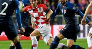 Luka Modric und Co. schlagen die Slowakei mit 3:1