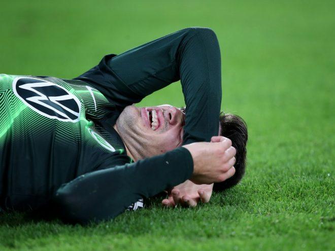 Einsatz von Josip Brekalo gegen Leverkusen gefährdet