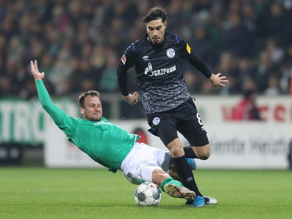 Schalke Verletzte