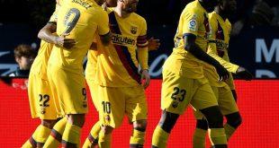 Barca siegt mit großer Mühe gegen Leganes