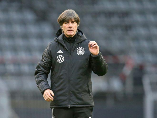 Bundestrainer Löw und sein Team treffen wohl auf Spanien