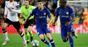 Pulisic holt mit Chelsea einen Punkt in Valencia