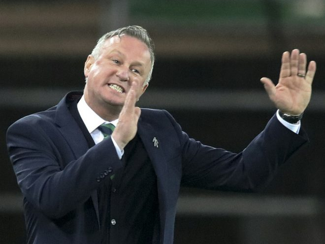 Michael O'Neill wird neuer Trainer bei Stoke City