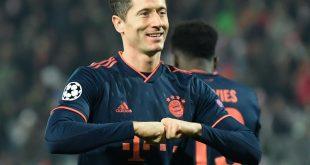 Lewandowski erzielt vier Treffer gegen Belgrad