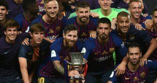 Spaniens Supercup wird  in Saudi-Arabien ausgetragen