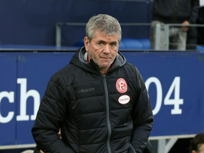 Friedhelm Funkel stärkt Niko Kovac den Rücken