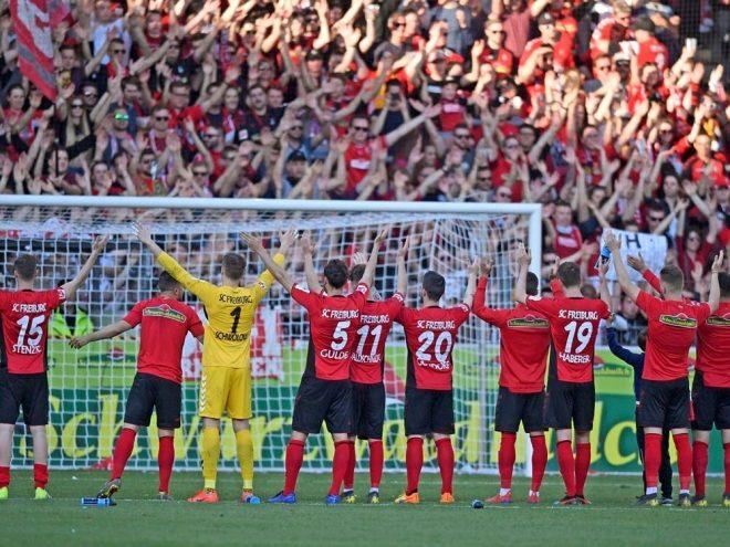"""Heimspiele ab kommender Saison an """"Achim-Stocker-Straße"""""""