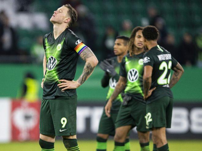 Wolfsburg unterlag im eigenen Stadion gegen Gent