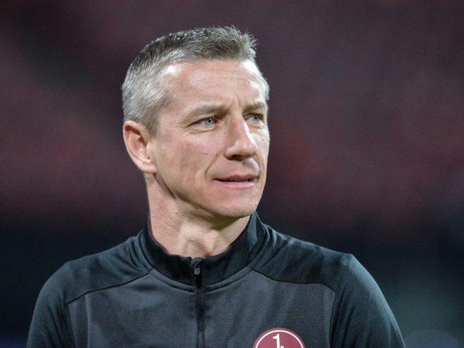Marek Mintal steht vor seinem Cheftrainerdebüt