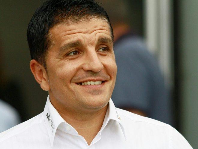 Erhält einen Vertrag bis Ende der Saison: Kenan Kocak