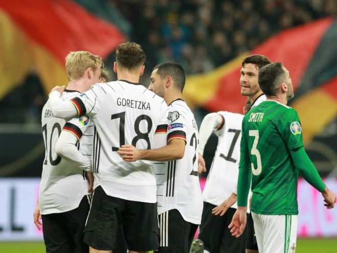 Über neun Millionen Zuschauer sehen Sieg der DFB-Elf
