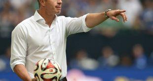 Jens Keller bekommt einen Vetrag bis 2021