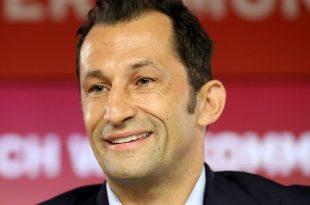 Ab 1. Juli 2020 neuer Sportvorstand: Hasan Salihamidzic