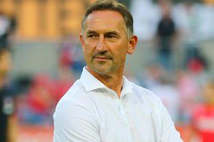Beierlorzer will auch gegen Frankfurt Punkte sammeln