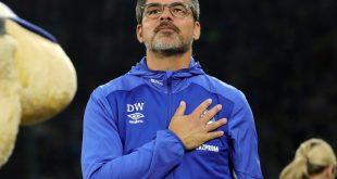 David Wagner ist mit Schalkes Entwicklung sehr zufrieden