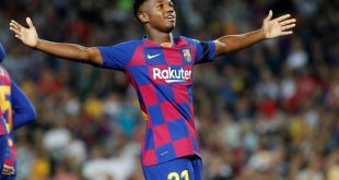 Barca bessert Vertrag mit Supertalent Ansu Fati nach
