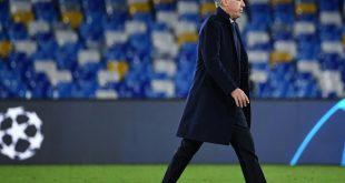 Carlo Ancelotti geht
