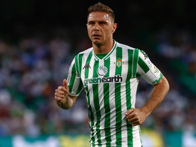 Betis Sevilla bindet Joaquin Sanchez bis Juni 2021