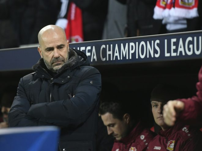 Peter Bosz zog ein positives Fazit zur Champions League