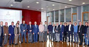 Die Sepp-Herberger-Stiftung traf sich am Dienstag