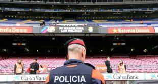 Clasico: Behörden verstärken Polizeipräsenz in Barcelona