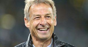 """Klinsmann: """"Ich bin ein großer Bewunderer vom Kloppo"""""""