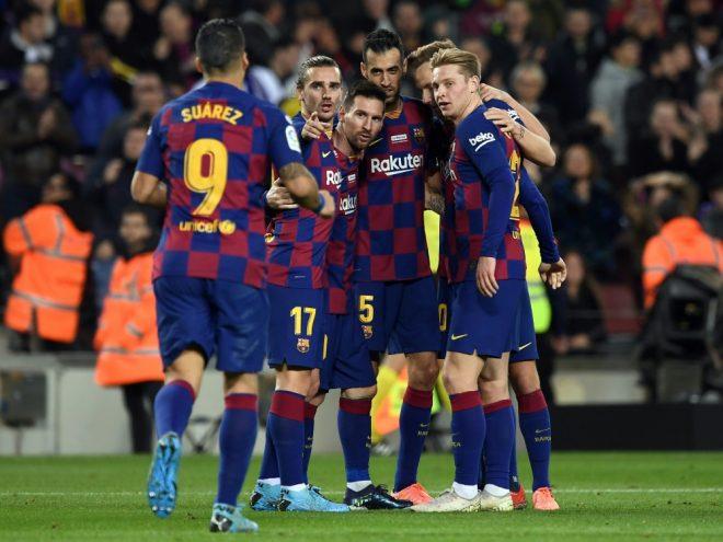 Lionel Messi führt Barcelona zum Sieg