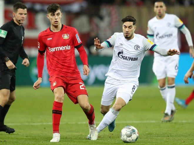 Bundesliga: Erfolg für Bayer Leverkusen gegen Schalke 04