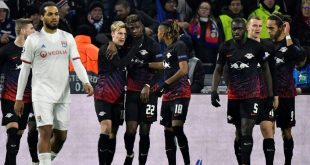 CL: Leipzig und Lyon trennen sich 2:2