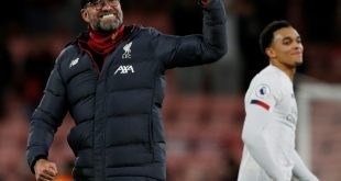 Klopp und Liverpool bauen Vorsprung auf ManCity aus