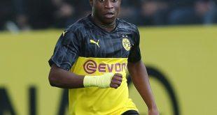 Moukoko erzielt gegen Prag drei Treffer für den BVB