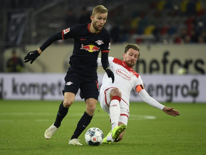 Leipzig setzt sich gegen Düsseldorf durch