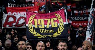 Fans des AC Mailand (Symbolfoto)