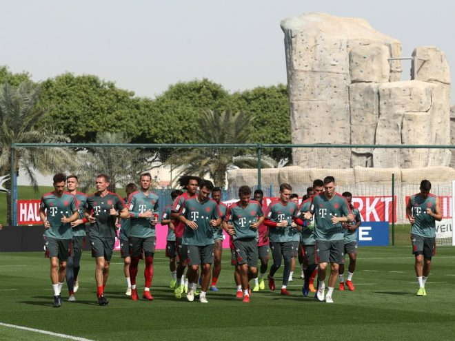 Bayern München reist im Winter erneut nach Doha