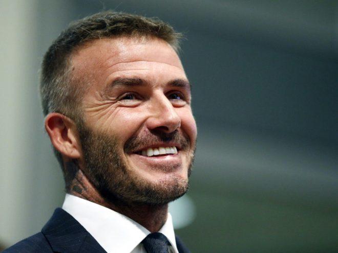 Beckhams Klub gibt seine Premiere in Los Angeles
