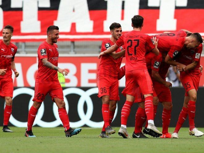 Ingolstadt arbeitet am direkten Wiederaufstieg
