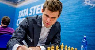 Magnus Carlsen auch als Fußballmanager mit Glanzleistung