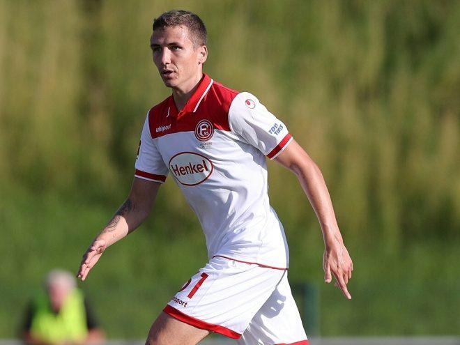 Marcel Sobottka fehlt der Fortuna in Dortmund