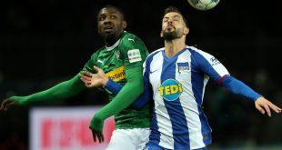 Gladbach jetzt mit zwei Punkten Rückstand auf Leipzig