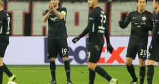 Frankfurt trotz Niederlage in der Zwischenrunde