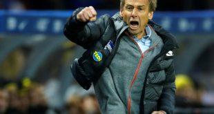 Jürgen Klinsmann vor Auswärtspremiere in Frankfurt