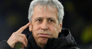 Lucien Favre warnt vor Leipziger Umschaltspiel