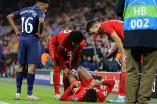 Coman wurde gegen Tottenham verletzt ausgewechselt