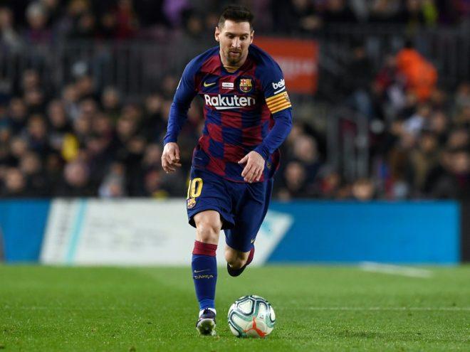 Messi erzielte 35. Dreierpack in La Liga