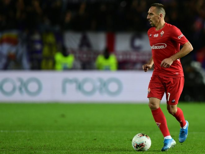 Franck Ribery wird operiert