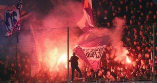 Osnabrück-Fans brannten gegen Nürnberg Pyrotechnik ab